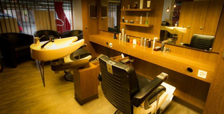 Male salon of Coiffure Bücheler - Meiringen
