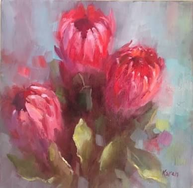 karen burns paintings - Google Search