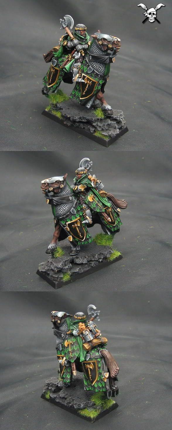 Bretonnian Lord
