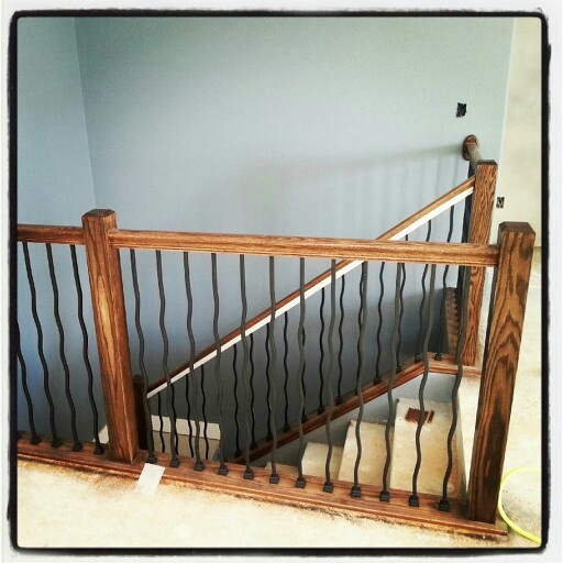 basement stair railings stainless images frompo