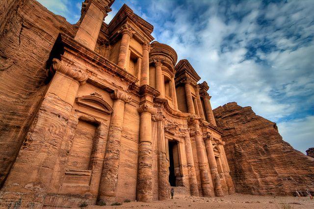世界遺産 ペトラ遺跡-エド・ディル ペトラの絶景写真画像ランキング (ヨルダン)