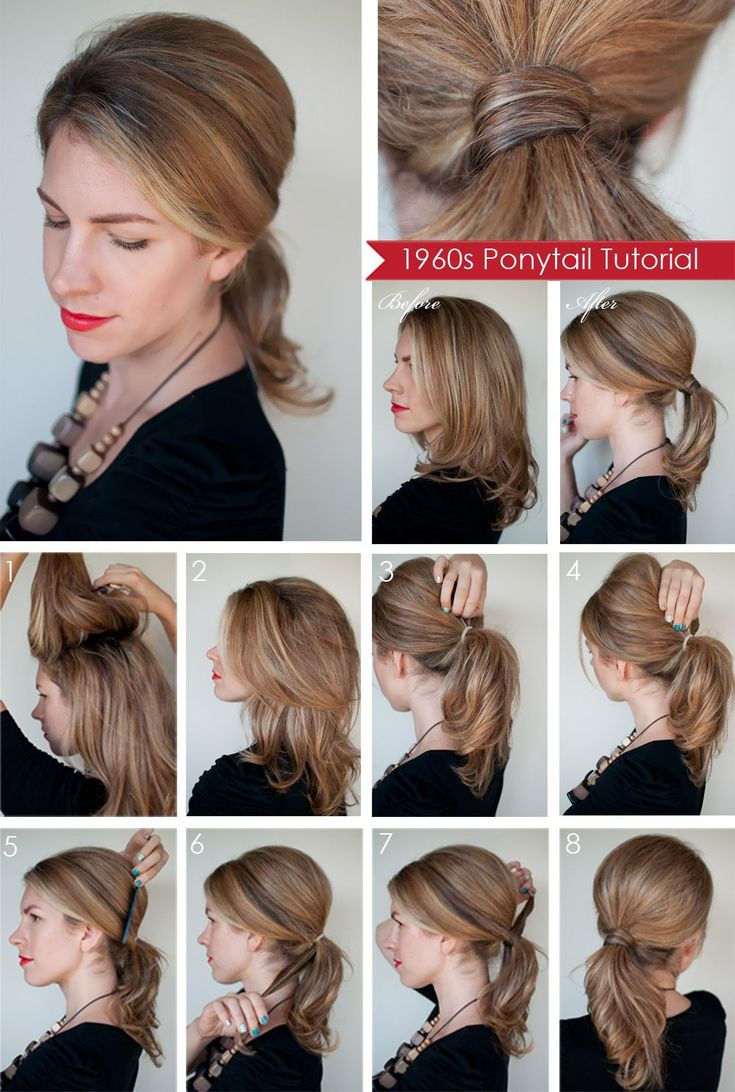 How To Make Hairstyles At Home For Short Hair Easy