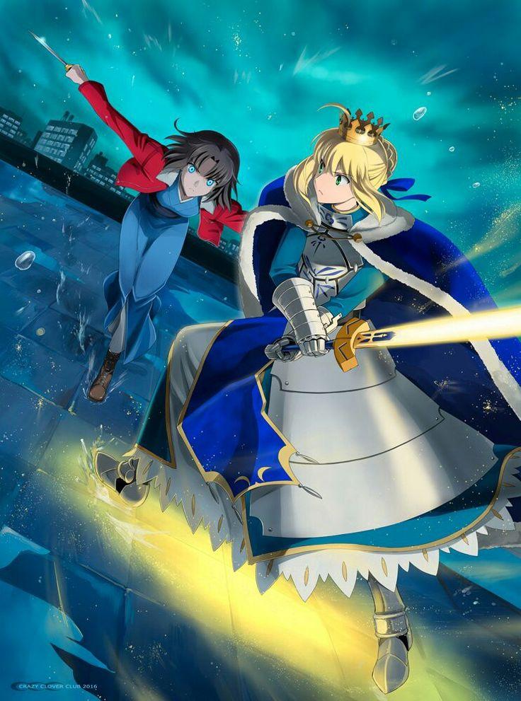 Shiki vs Saber king