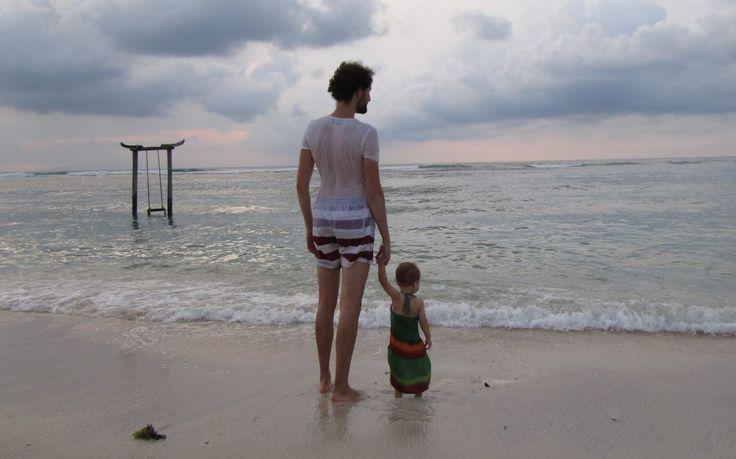 Was macht eine Weltreise mit der Beziehung zwischen Vater und Tochter? Finde es heraus auf www.backpackbaby.de