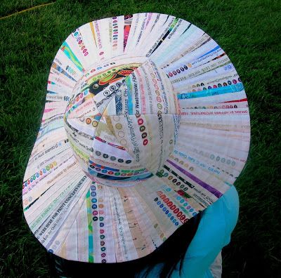Блог зальбанда: Акико кромка шляпы
