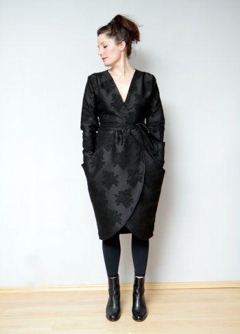 sewing pattern dress sally | Supply | Patterns | Kollabora