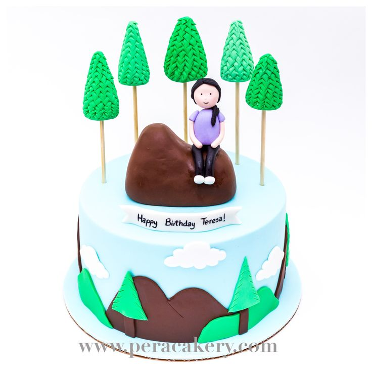 Hiking Cake: 121 Best Pera Cakery Cakes Images On Pinterest