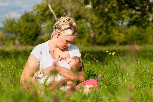 The Optimal Diet For Pregnant & Nursing Mothers