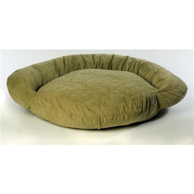 Carolina Pet Co. Protector Pad Bolster Bed