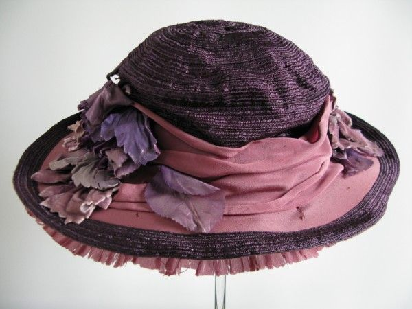 1920-1924 Hat by Elizabeth Edwards Ltd.