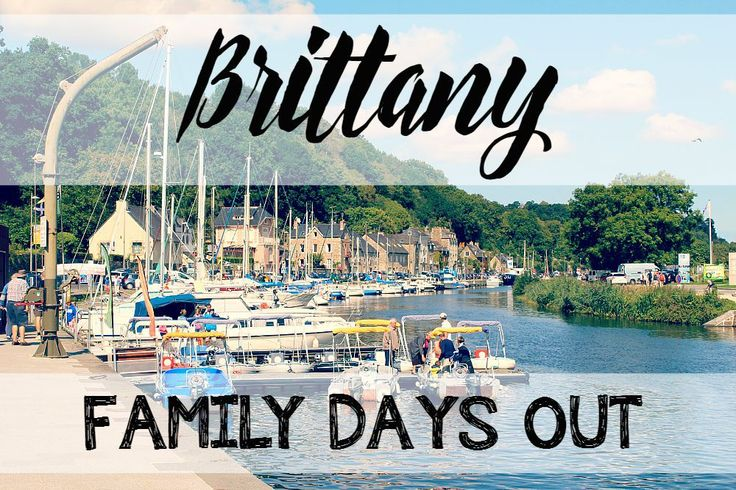Brittany Family Days Out