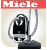 Miele Vacuum Cleaners - Top recommended brand for allergy sufferers.
