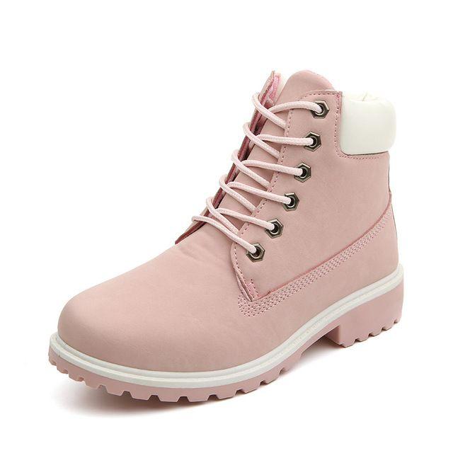 2017 primavera otoño invierno de Calidad Superior Plataforma Cómoda Botas Tobillo de Las Mujeres Botas de Gamuza Botas De Goma mujer Botas dama zapatos en Botines de Zapatos en AliExpress.com | Alibaba Group