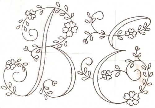 Alfabeto - Letras on Pinterest   Feltro, Murals and Graffiti
