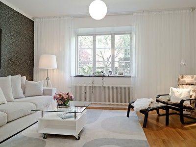 vita gardiner vardagsrum - Sök på Google