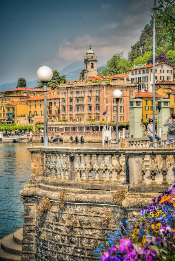 Lake Como, Italy-