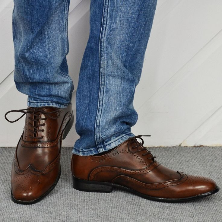 Elegant men's shoes  €32,99 http://mymenfashion.com/elegant-men-s-shoes-brown.html
