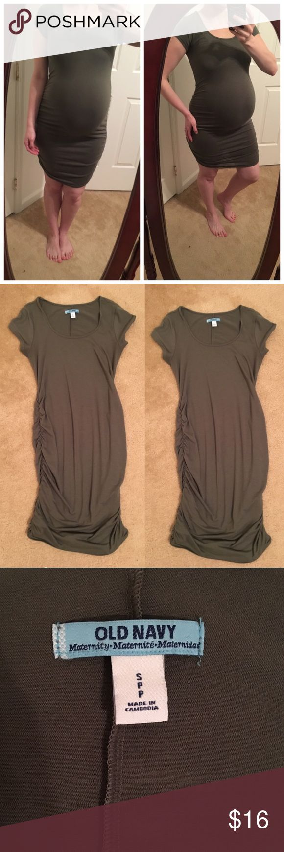 324bbcdbc3b Old Navy T Shirt Maxi Dress