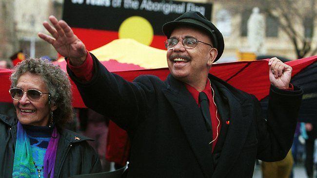 Designer of Aboriginal flag Harold Thomas