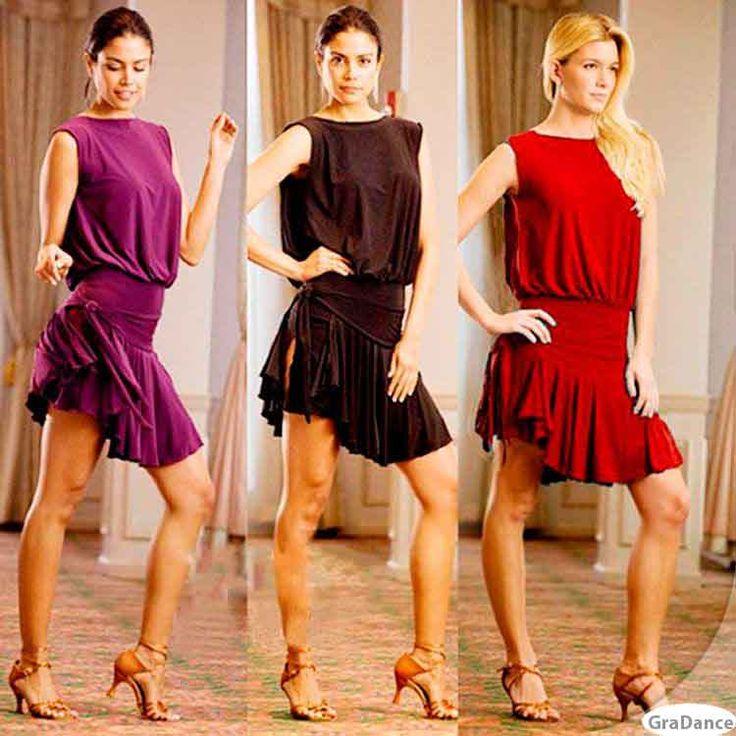 Платье для латины, сальсы — Магазин танцевальной одежды и обуви Граденс.