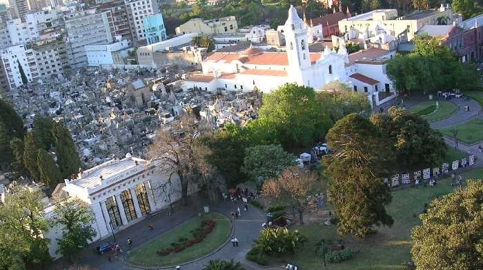 Cementerio Recoleta, Beunos Aires, Argentina -- Amazing cemetery.