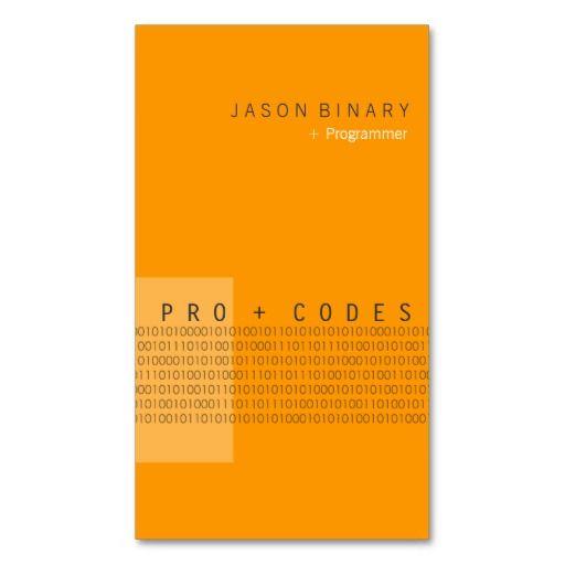 192 best programmer business cards images on pinterest business