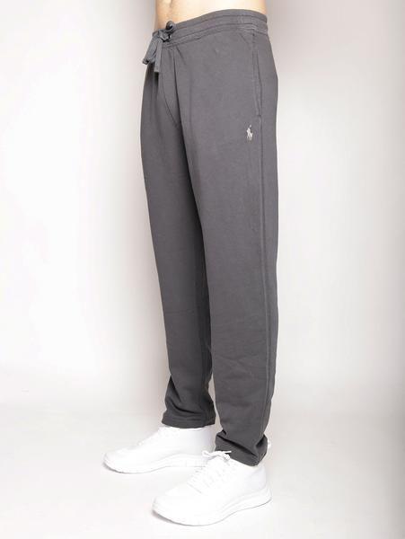 Ralph Lauren Pantaloni da jogging in felpa A18KNTP2BR448 Antracite Maglieria - TRYMEShop