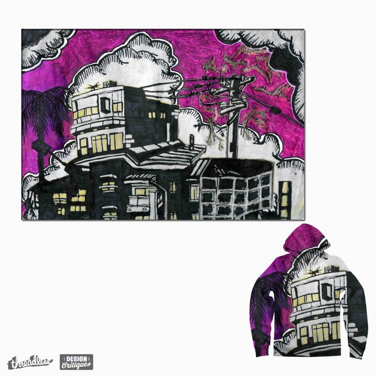 Street2 by DREAMTAGER on Threadless