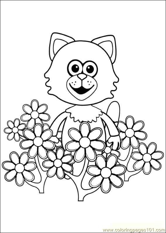 activity - Timmy Time coloring pages