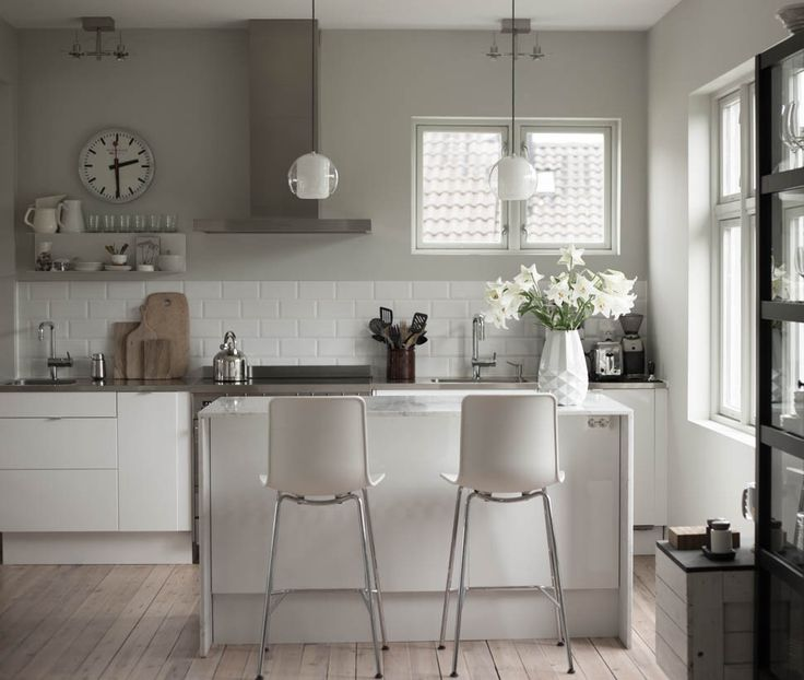 Natural light in my kitchen