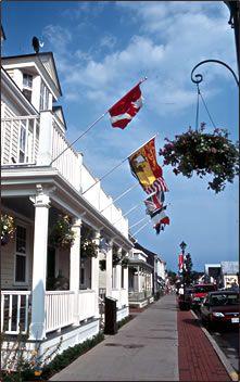 St. Andrews New Brunswick.