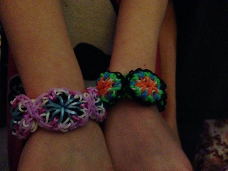 wonder loom bracelet instructions