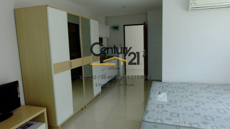 [C21U00027] Condo for rent in 3rd floor, 31Sqm, Studio Type, Fully-Furnished and Ready to move in, at Punna Residence 3, Chiang Mai  http://www.century21urban.com/listing_detail/index/27