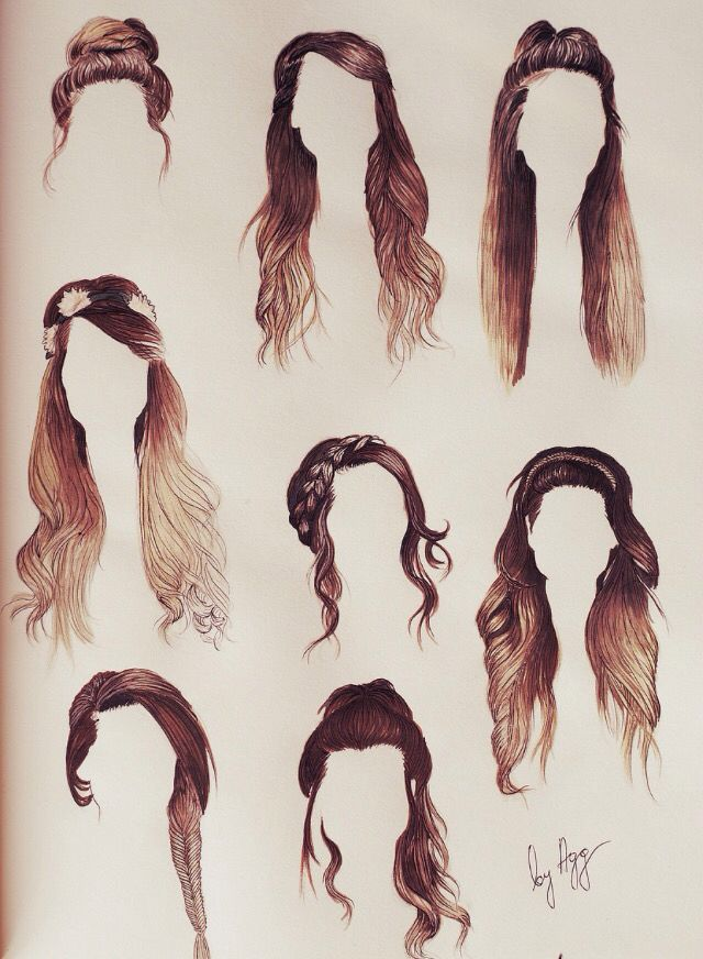 Beautiful hair styles by Zoella! Try and recreate some of these styles and get Zoe's gorgeous hairstyles!