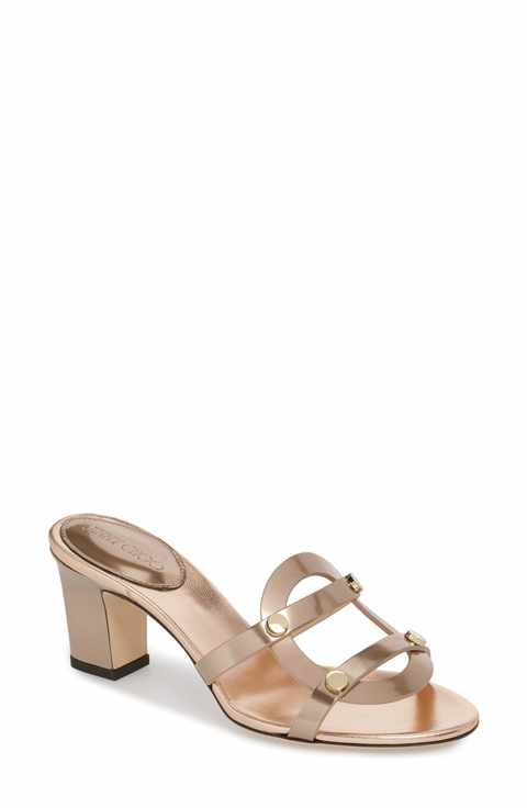 5dfeec6c3d82 Jimmy Choo Damaris Strappy Slide Sandal (Women)