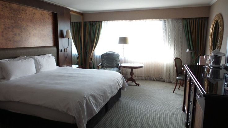 Room at the Langham Auckland Hotel in New Zealand