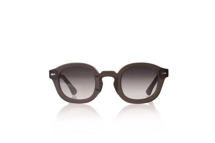 Movitra 115 Cristallo Grigio - Lente Sfumata Grigia #sunglasses #movitra #movitraspectacles #spectacles #glasses #eyewear