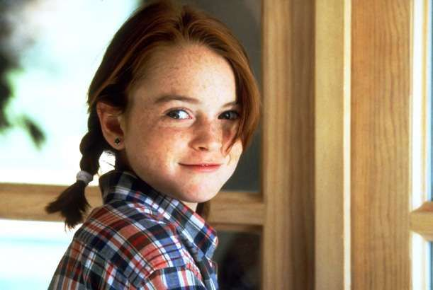 23 Pictures of Young Lindsay Lohan
