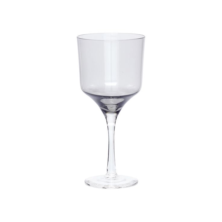 Grey red wine glass. Product number: 480303 - Designed by Hübsch