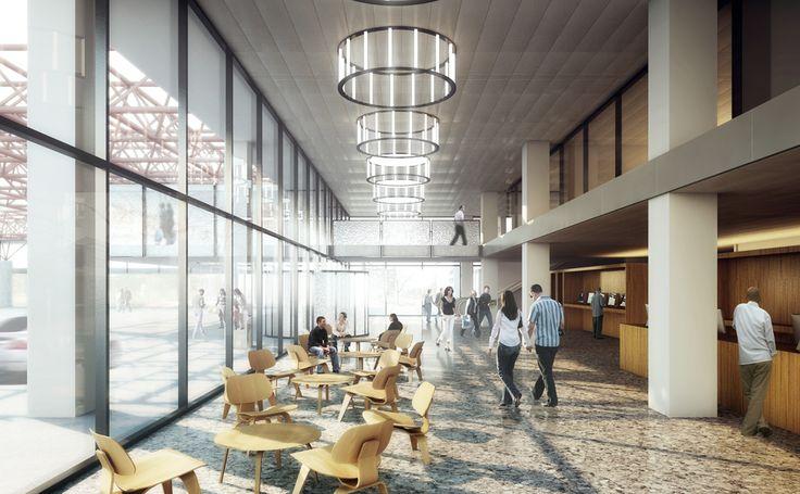 Ber ideen zu eingangshalle auf pinterest foyers eingang und flure - Traditionelle japanische architektur ...