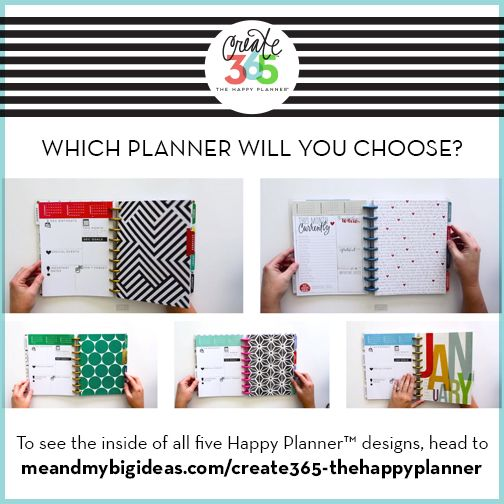 What do our planners look like inside sneak peek videos for Happy planner accessories