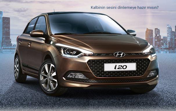 Hyundai I20 2018 Yavuz Mental Hibrit Arabalar