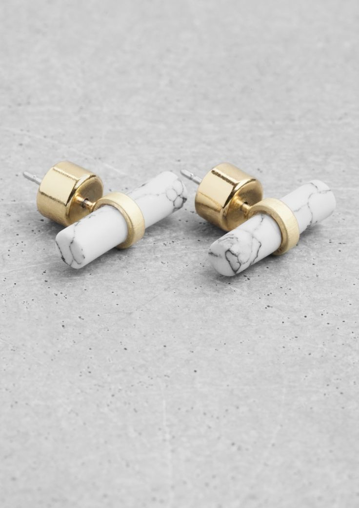 Bar Earrings | & Other Stories