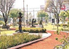 Hasta 100 mil pesos mensuales Metepec en reparar el parque lineal por vandalismo