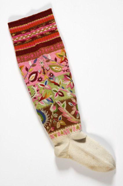 National Museum treasure - traditional Estonian craft, knitting