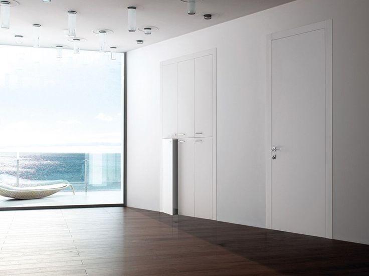 LINEAR REVERSE FLUSH DOOR by Ghizzi & Benatti