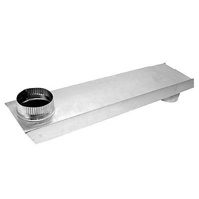 """90 Degree Dryer Periscope Vent by Improvements. $24.99. The dryer vent that saves space behind your dryer  . Effectively vents the same volume of air as a standard dryer vent  . Extends from 24"""" to 41""""  . Come in two styles: 90° angle or straight  . Meets all National Building Codes. This dryer vent lets you move the dryer within 3"""" of your wall. Space can be a precious commodity especially if your dryer is in a closet, so consider this periscope dryer vent to sav..."""