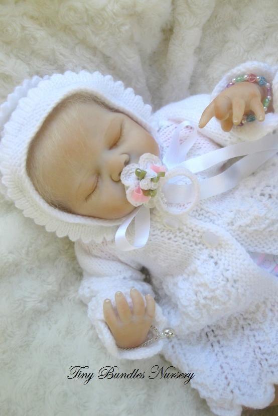 Kate by Marissa May reborn by Tiny Bundles nursery