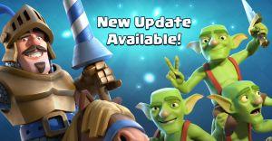 Actualización Clash Royale (01/11/16): eventos especiales nuevas cartas y más