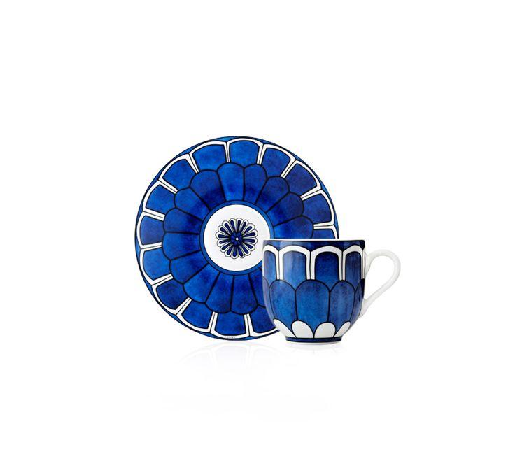 Bleu d'Ailleurs   Porcelaine Hermès Bleus D'ailleurs Maison   Hermès, Site Officiel